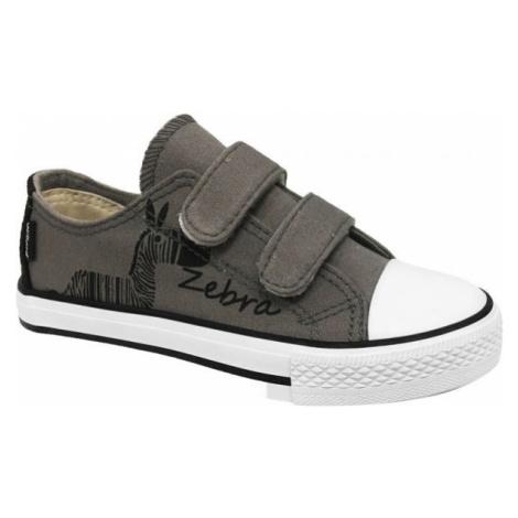 Willard RADLEY III šedá - Detská voľnočasová obuv
