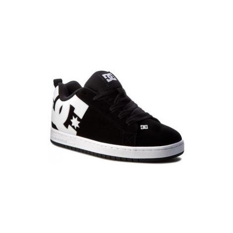 DC Sneakersy Court Graffik 300529 Čierna