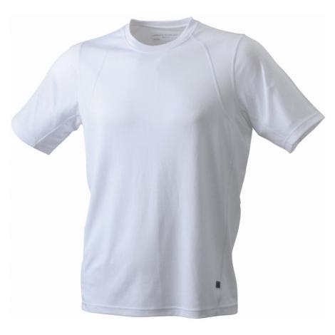 James & Nicholson Pánske športové tričko s krátkym rukávom JN306