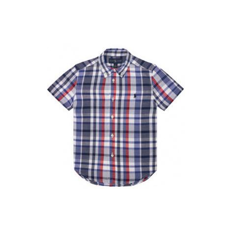 Polo Ralph Lauren Košeľa Summer 322785810002 Modrá Regular Fit