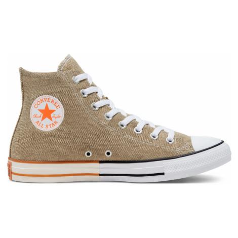 Converse Chuck Taylor All Star Happy Camper-11 hnedé 167658C-11