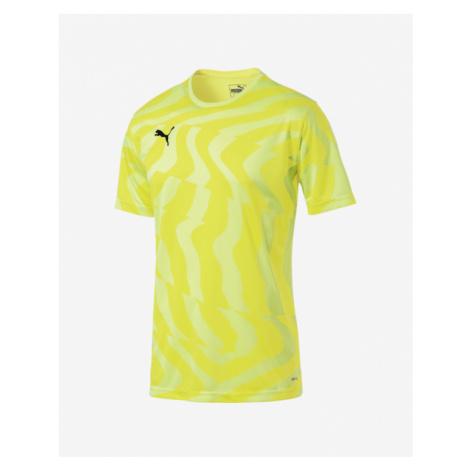 Puma Cup Core Tričko Žltá