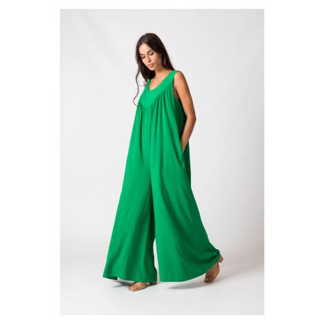 SKFK zelené overal Gisela