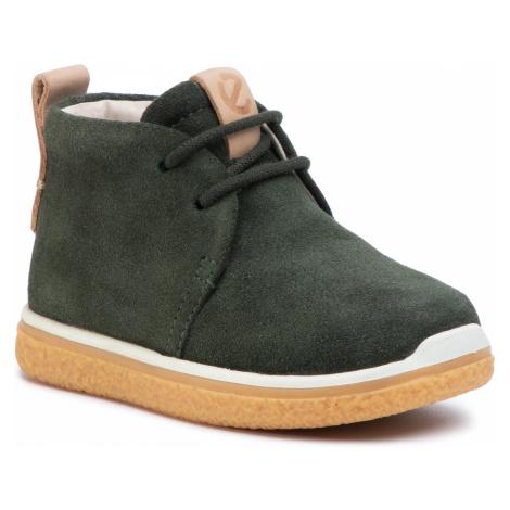 Outdoorová obuv ECCO - Crepetray Mini 75341105345 Deep Forest