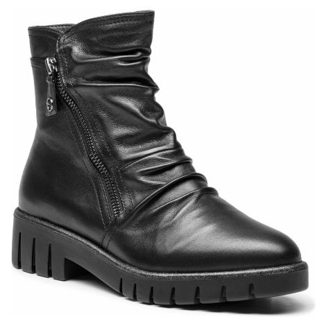 Členková obuv TAMARIS - 1-25431-21 Black 001