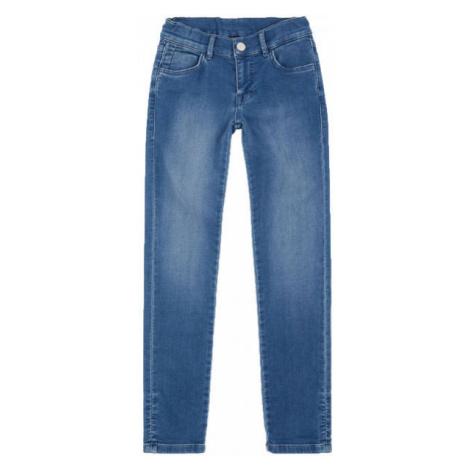 O'Neill LB 5-POCKET JOG DENIM PANTS modrá - Chlapčenské nohavice