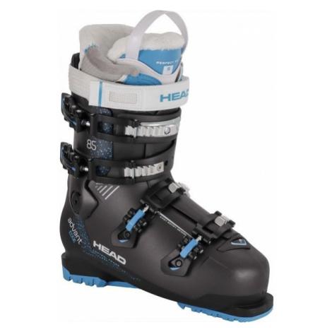 Head ADVANT EDGE 85 W sivá - Dámska lyžiarska obuv
