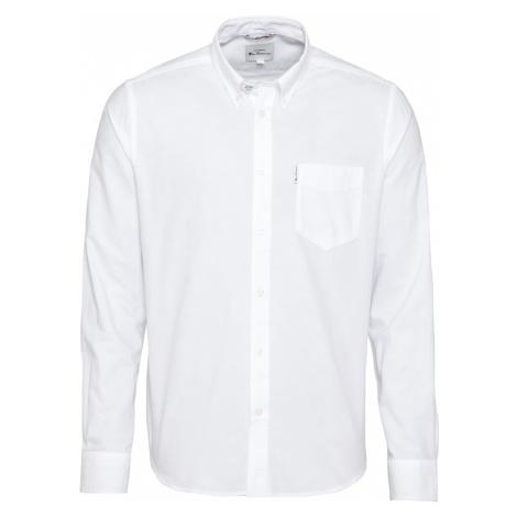 Ben Sherman Biznis košeľa  biela