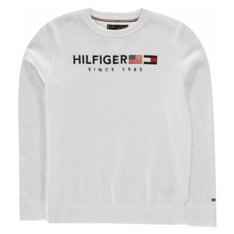 Tommy Hilfiger USA Crew Neck Jumper