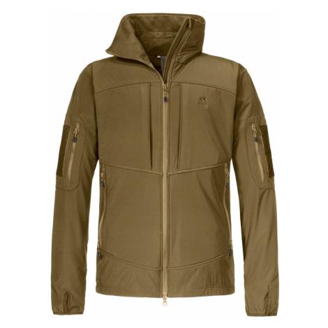 Softshellová bunda Tasmanian Tiger® Nevada MK III - khaki