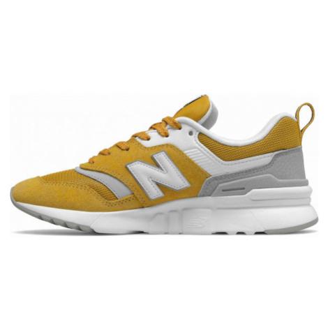 New Balance CW997HAN oranžová - Dámska obuv na voľný čas