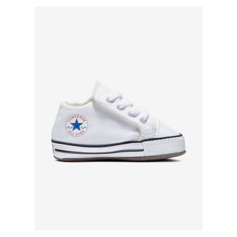 Topánky Converse Chuck Taylor All Star Cribster Mid Biela