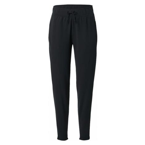 NIKE Športové nohavice 'Essential warm Runway'  čierna