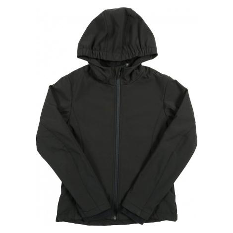 CMP Outdoorová bunda  čierna