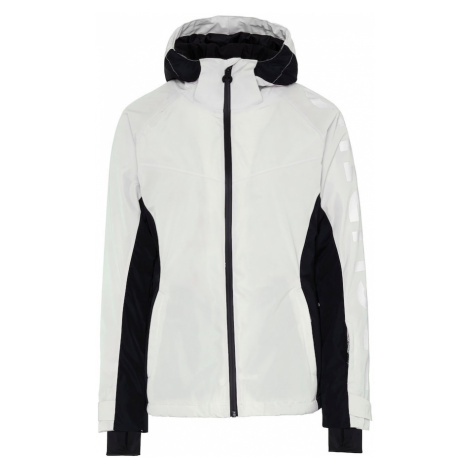 CHIEMSEE Športová bunda 'Hilltop'  biela / čierna