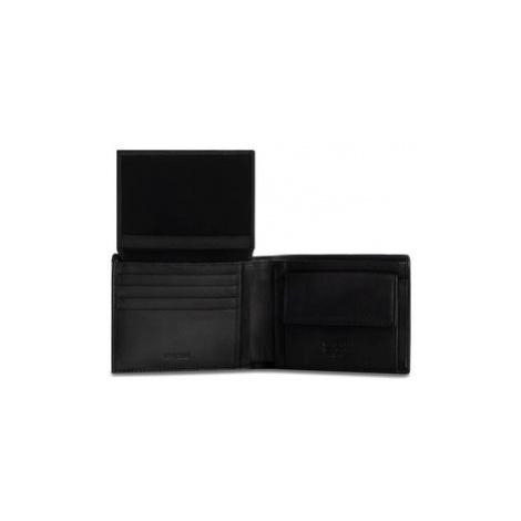 Pierre Cardin Veľká pánska peňaženka TILAK09 8806 Čierna