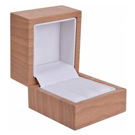 JK Box Darčeková krabička na snubné prstene ED-2 / D / A20 JKbox