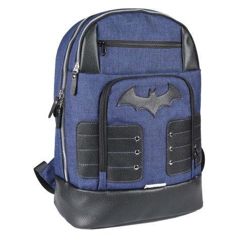 BACKPACK CASUAL TRAVEL BATMAN