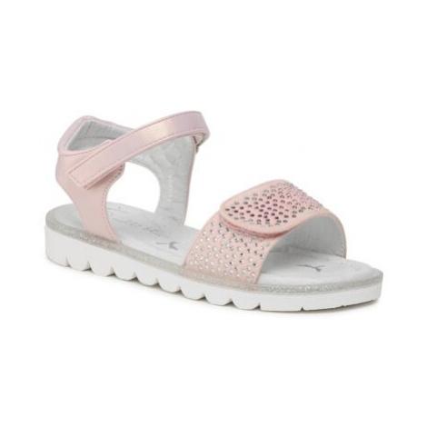 Sandále Nelli Blu CM200727-21 Imitácia kože/-Imitácia kože