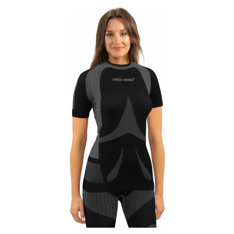 Sesto Senso Woman Short Sleeves Shirt