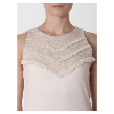 Dámske tričko Pietro Filipi biela