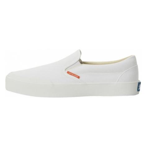 JACK & JONES Slip-on obuv 'WORSON'  biela