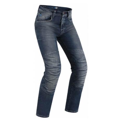 Pánske moto jeansy PMJ Vegas CE Farba modrá