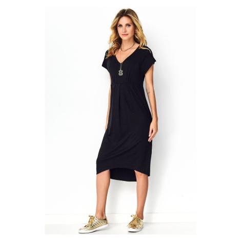 Dámske šaty Makadamia M534