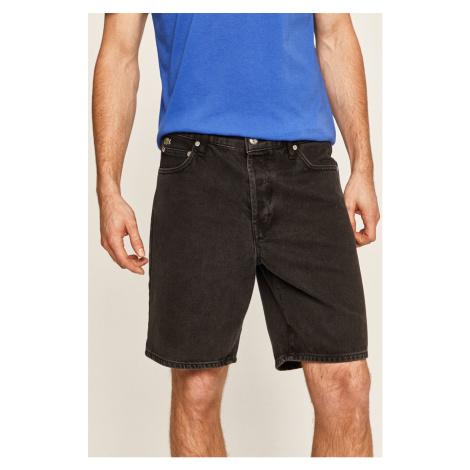 Lacoste - Rifľové krátke nohavice