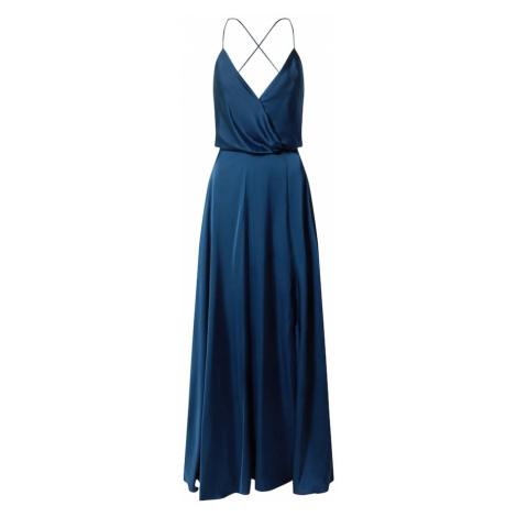 Unique Večerné šaty  tmavomodrá