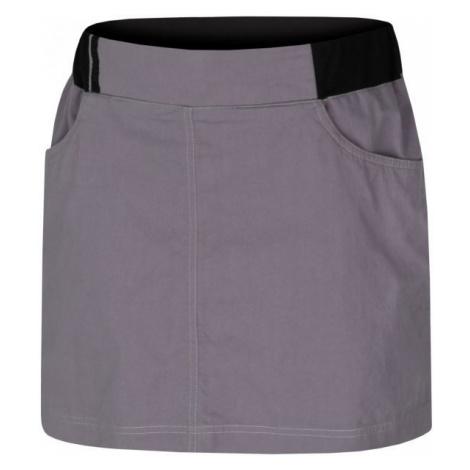 Hannah TURANA šedá - Dámska sukňa