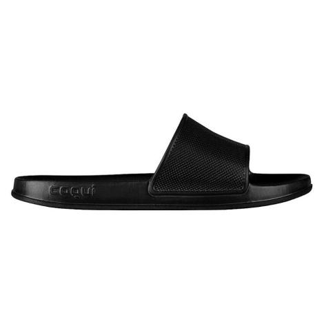 Coqui Pánske šľapky Tora Black 7081-100-2200