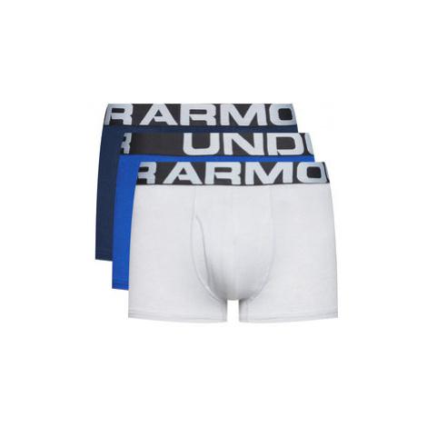 Under Armour Súprava 3 párov boxeriek 1327426 Farebná