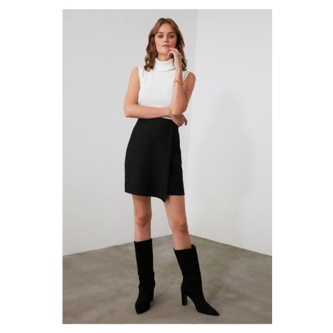 Trendyol Black Cruise Skirt