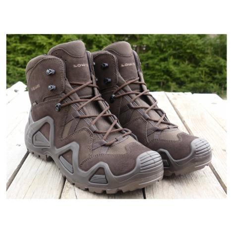 Topánky LOWA® Zephyr GTX® MID TF - Braun Brown