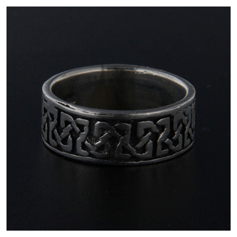 Strieborný prsteň 13969