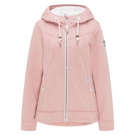 Schmuddelwedda Flisová bunda  ružová