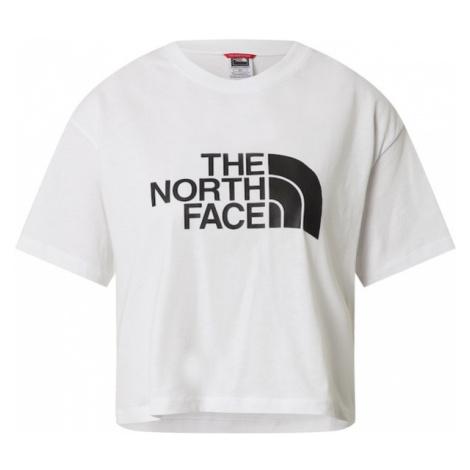 THE NORTH FACE Tričko 'EASY'  biela / čierna