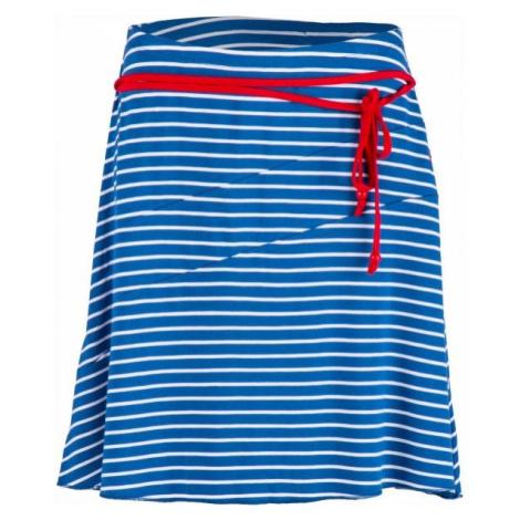 Willard ROSETTE modrá - Dámska sukňa