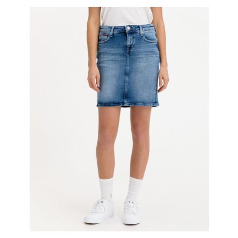 Tommy Jeans Classic Denim Sukňa Modrá Tommy Hilfiger
