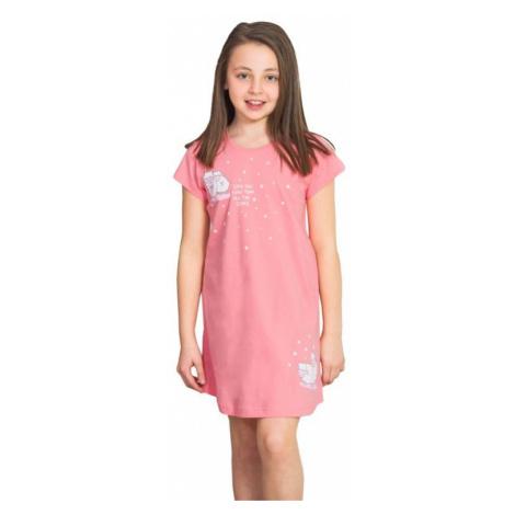 Dievčenská nočná košeľa Lovely Sheep ružová Vienetta Secret