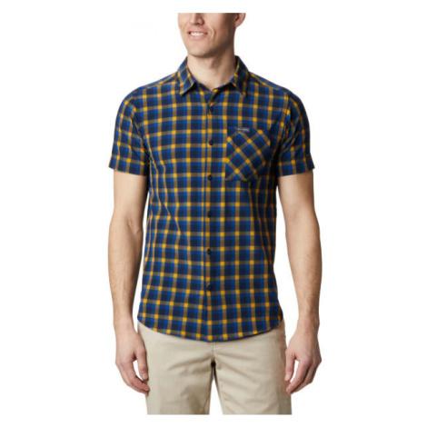 Columbia TRIPLE CANYON™ SS SHIRT žltá - Pánska košeľa