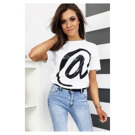 CONTACT women's T-shirt white RY1227 DStreet