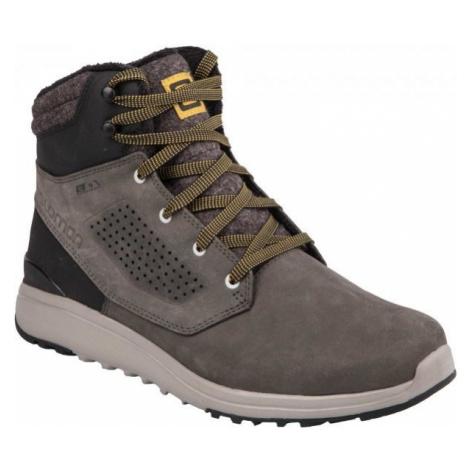 Salomon UTILITY WINTER CS WP - Pánska zimná obuv
