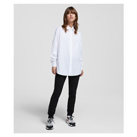 Košeľa Karl Lagerfeld Unisex Poplin Shirt