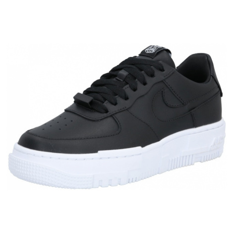Nike Sportswear Nízke tenisky 'Air Force 1 Pixel'  čierna