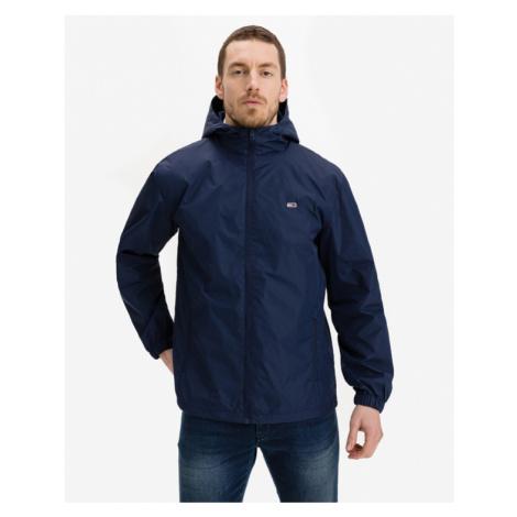 Tommy Jeans Packable Windbreaker Bunda Modrá Tommy Hilfiger