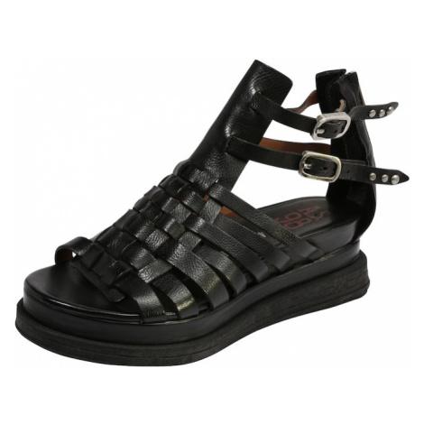 A.S.98 Sandále 'LAGOS'  čierna