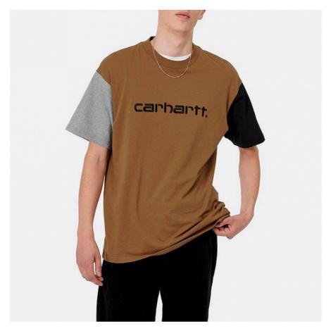 Carhartt WIP Tricol T I028359 HAMILTON BROWN