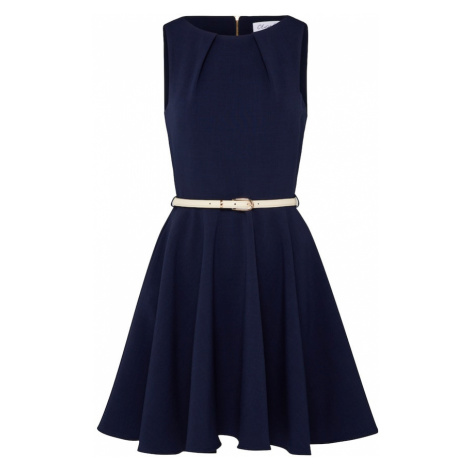 Closet London Kokteilové šaty  námornícka modrá